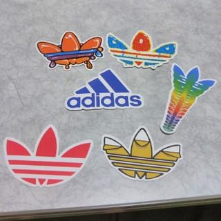 アディダス(adidas)の防水ステッカー adidas(ステッカー)