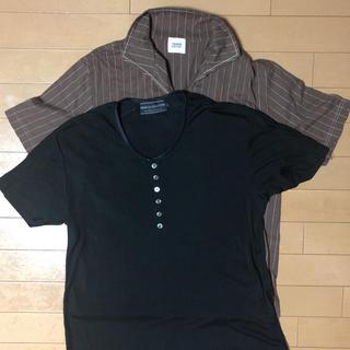 コムサコレクション(COMME ÇA COLLECTION)のシャツ(Tシャツ/カットソー(半袖/袖なし))