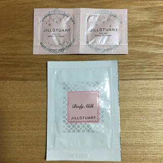 ジルスチュアート(JILLSTUART)のジルスチュアート ボディーミルク CCクリーム サンプル(乳液 / ミルク)