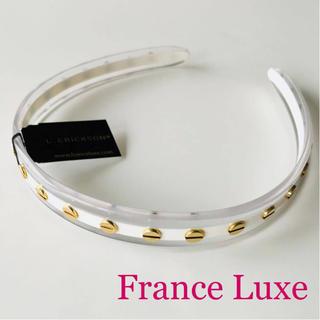 France Luxe フランスラックス カチューシャ(カチューシャ)