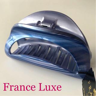 France Luxe フランスラックス カットアウト ジョー ヘアクリップ(バレッタ/ヘアクリップ)