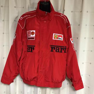 フェラーリ(Ferrari)のフェラーリージャンバー(ライダースジャケット)