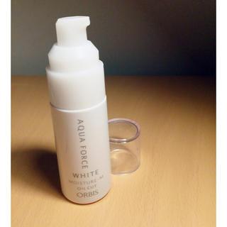 オルビス(ORBIS)のオルビス アクアフォース ホワイト モイスチャー M(乳液 / ミルク)