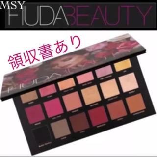 Huda Beauty 新作 アイシャドウ 正規品 ローズゴールドパレット 新品(アイシャドウ)