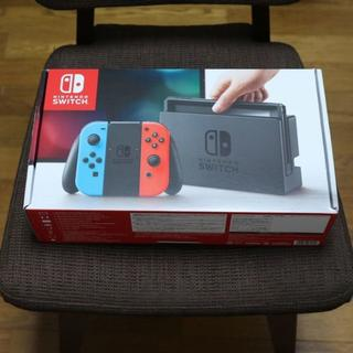 Nintendo Switch - 新品 Nintendo Switch ネオン