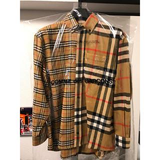 バーバリー(BURBERRY)のゴーシャラブチンスキー × バーバリー フランネルシャツ(シャツ)