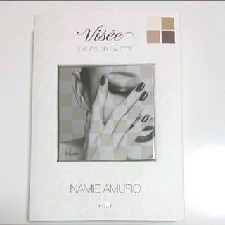 ヴィセ(VISEE)の安室奈美恵 ヴィセ アイカラーパレット NA01(アイシャドウ)