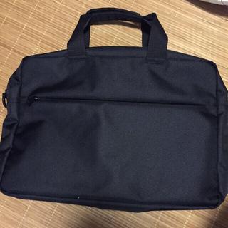 ムジルシリョウヒン(MUJI (無印良品))の無印 撥水加工ポリエステルビジネスバッグ(ハンドバッグ)