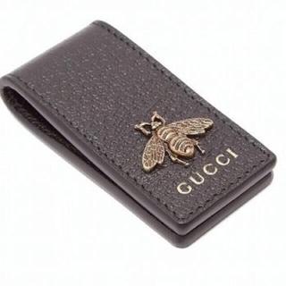 グッチ(Gucci)のプレゼントに最適:GUCCI(グッチ) ビーマネークリップ(マネークリップ)