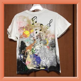 ScoLar - (新品)スカラーバックプリントTシャツ