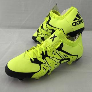 アディダス(adidas)のadidas エックス 15.1 SG 新品 25.5cm(シューズ)