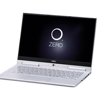 エヌイーシー(NEC)のNECのHybrid ZERO HZ350/GAS PC-HZ350GAS(ノートPC)