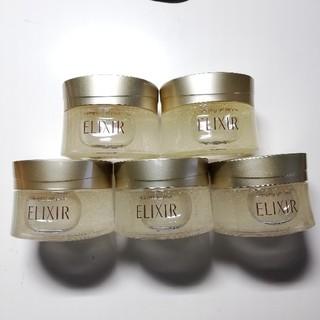 エリクシール(ELIXIR)の新品未使用 エリクシールシュペリエル スリーピングジェルパック 5個セット(パック/フェイスマスク)