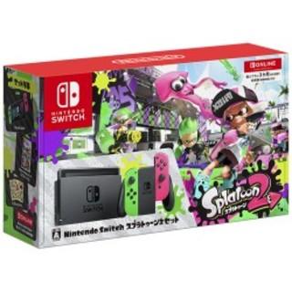 Nintendo Switch - 新品 Switch スプラトゥーン2セット