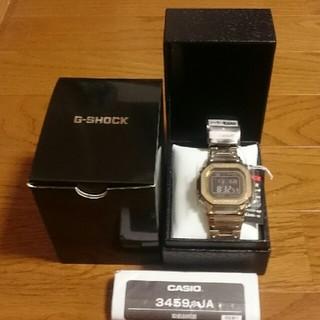 ジーショック(G-SHOCK)のG-SHOCK GMW-B5000GD-9JF ゴールド(腕時計(デジタル))