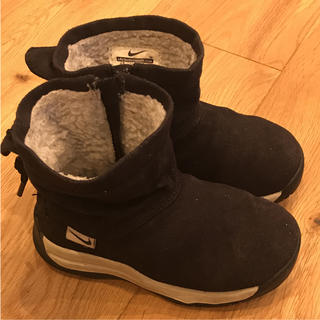 ナイキ(NIKE)のNIKE 子供靴 ムートンブーツ 14cm(ブーツ)