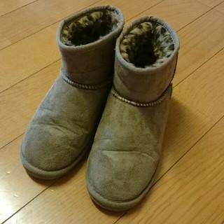 エニィスィス(anySiS)のanysis ブーツ M(ブーツ)
