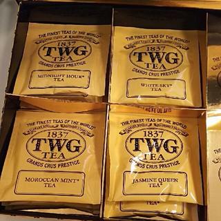 TWG ティーバッグセット(茶)