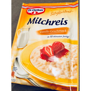 ドイツの定番★MILCHREIS*ミルヒライス(米/穀物)