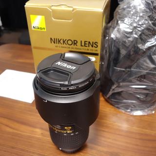 ニコン(Nikon)の超美品 AF-S NIKKOR 24-70mm f/2.8E ED VR(レンズ(ズーム))