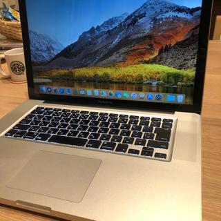 Macbook Pro 2012 Mid 15.4inch  【SSD 1T】
