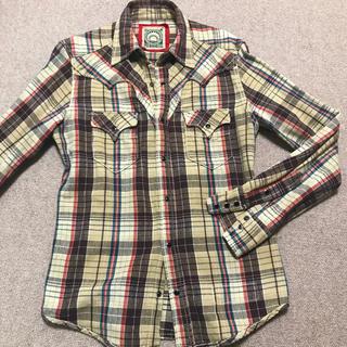 シェビニオン(CHEVIGNON)のアメリカンなシャツ  L(シャツ/ブラウス(長袖/七分))
