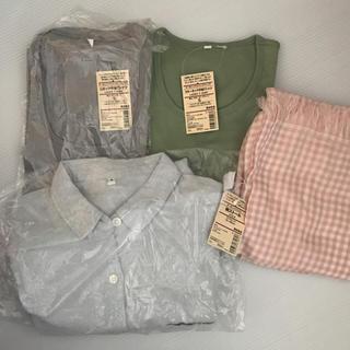 ムジルシリョウヒン(MUJI (無印良品))の無印 新品セット(Tシャツ(半袖/袖なし))