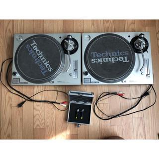 テクニクス SL-1200mk3d 2台セット 高音質カートリッジ付き(ターンテーブル)