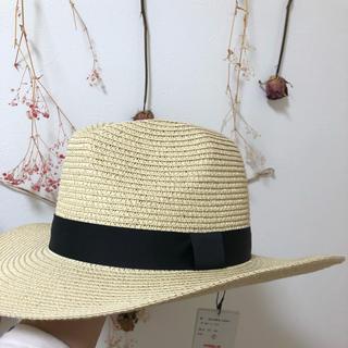 ウィゴー(WEGO)の麦わらハット(麦わら帽子/ストローハット)