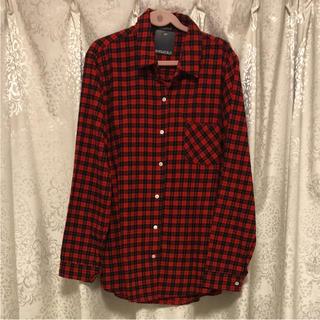 シャガデリック(SHAGADELIC)のSHAGADELIC チェックシャツ(シャツ/ブラウス(長袖/七分))