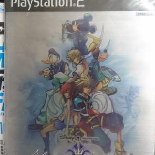 PlayStation2 - 新品!未開封!PS2版KINGDOM HEARTS2