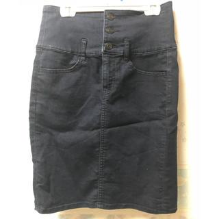 ジーユー(GU)のタイトスカート(ひざ丈スカート)