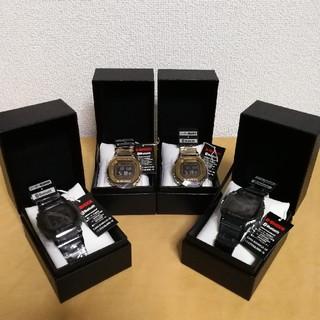 ジーショック(G-SHOCK)のGMW-B5000GD 4本(腕時計(デジタル))