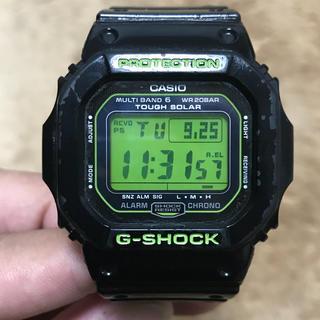 カシオ(CASIO)のG- SHOCK タフソーラー(腕時計(デジタル))