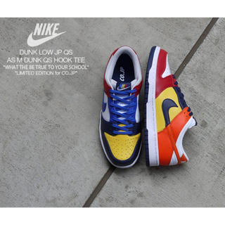 "NIKE - DUNK LOW JP QS ""What The"" 28cm 新品 未使用"