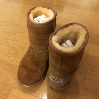 アグ(UGG)のUgg ブーツ  18センチ チェスナット(ブーツ)