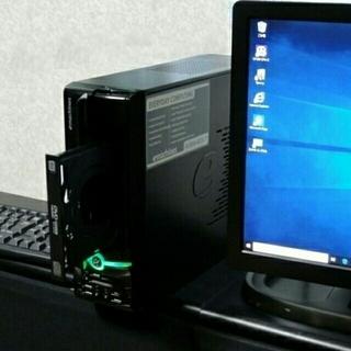 エイサー(Acer)のWin10 Pentium デスクトップ emachines(デスクトップ型PC)