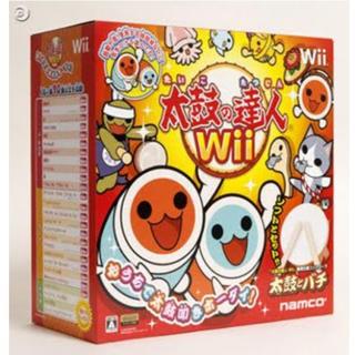 Wii - [即購入可] 太鼓の達人Wii