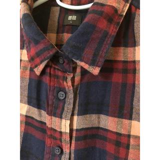 ユニクロ(UNIQLO)のネルシャツ UNIQLO(シャツ)