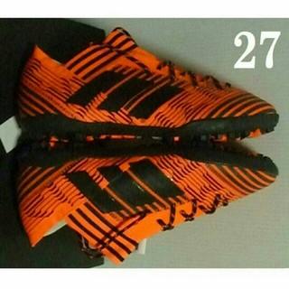 アディダス(adidas)の27 新品 アディダス ネメシスタンゴ サッカーシューズ トレシュー フットサル(シューズ)