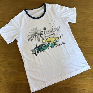 ジーユー(GU)の【GU】プリントT(Tシャツ/カットソー(半袖/袖なし))