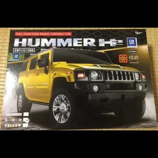 ハマー(HUMMER)のHUMMER H2  ハマー  ラジコン   赤 (ホビーラジコン)