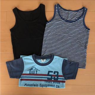 ジーユー(GU)のトップス 120(Tシャツ/カットソー)