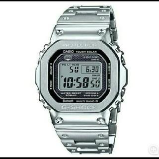 ジーショック(G-SHOCK)のフルメタル耐衝撃構造 GMW-B5000D-1JF(腕時計(デジタル))
