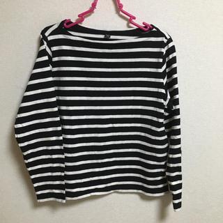 ユニクロ(UNIQLO)のUNIQLO レディース Tシャツ(Tシャツ(長袖/七分))