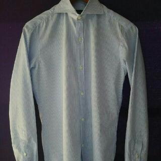 ギローバー(GUY ROVER)のギローバー チェックドレスシャツ(シャツ)