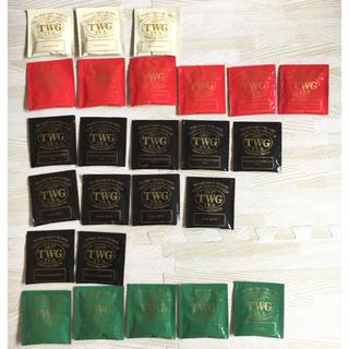 ルピシア(LUPICIA)のTWG紅茶 6種 25パック(茶)