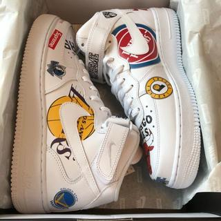 Supreme - supreme nba Nike air force 1 mid 27.0