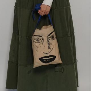 アッシュペーフランス(H.P.FRANCE)の【Kaes♡さま】H アッシュ 中目黒 古着屋 オリジナル フェイスバッグ(ショルダーバッグ)