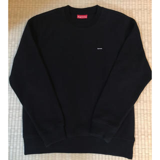 Supreme - supreme small box logo crewneck sweat